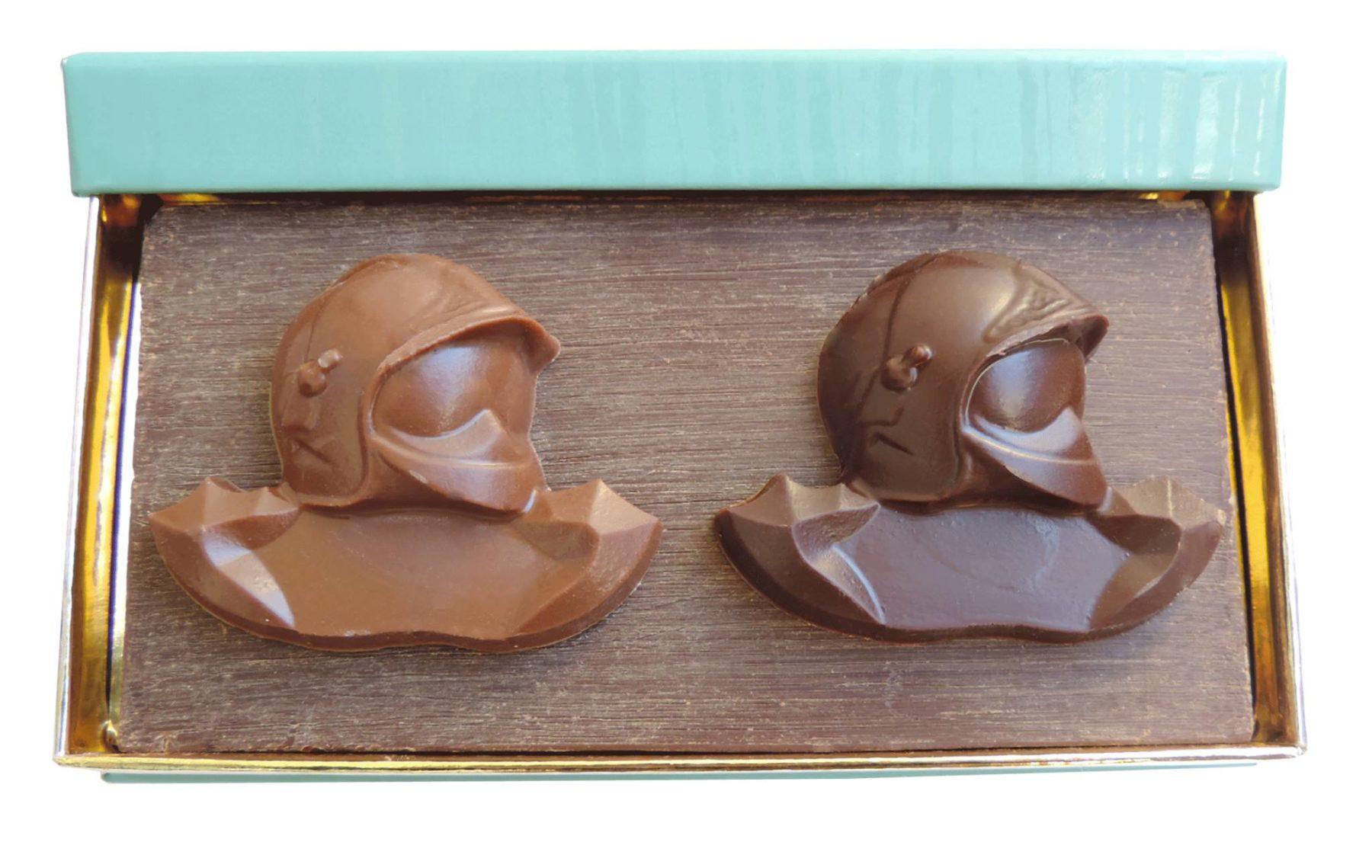 chocolat personnalisé