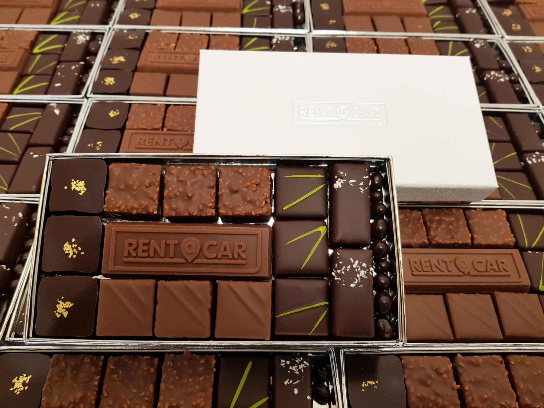 chocolat sur mesure