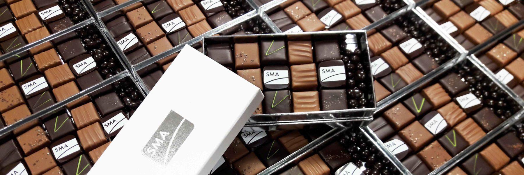 impression sur chocolat